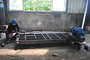 Cnc Machine base welding