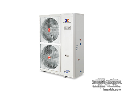 All in One Inverter Heat Pump (Heating+Cooling+DHW)
