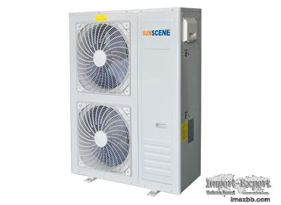 Domestic DC Inverter Heat Pump (8KW/12KW/15KW/18KW)