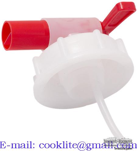 Műanyag csap 20 literes kannára / Műanyaghordó csap menettel