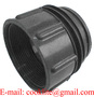 "PP IBC Tote Tank Adapter/Coupling DIN71 Male to 2"" BSP Female Drum Coupling"