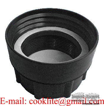 """PP IBC Tank Adapter/Fitting DIN71 Female to 2"""" BSP Female Plastic Drum Coup"""