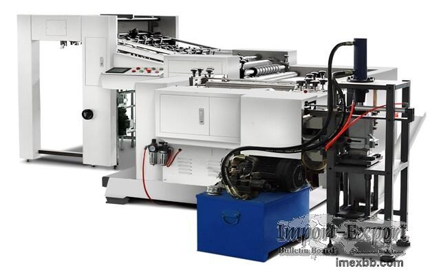 Automatic Cards-matching Machine Model PF-760/1040