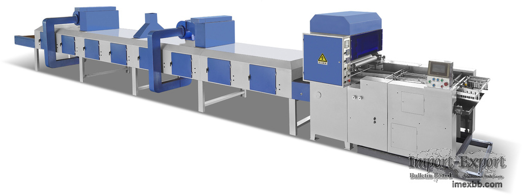 Automatic Sticky Notepad Gluing Machine (Post-it )Model AGST-680