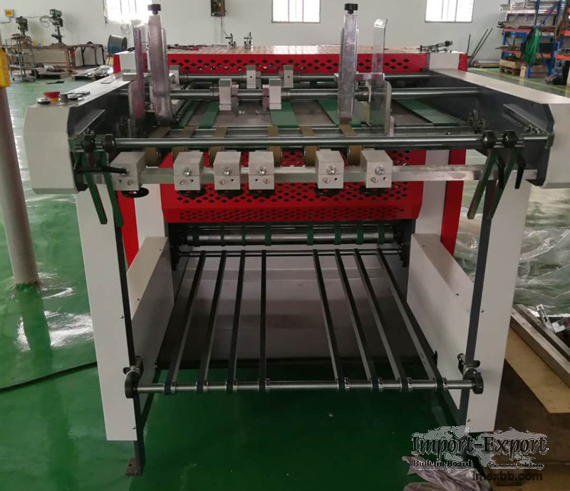 Improved Automatic Grooving Machine Model SG-950