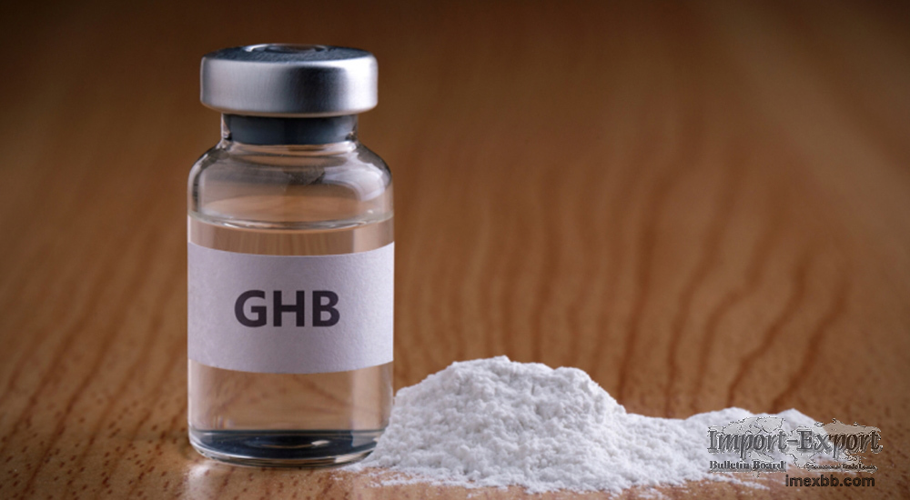 Gamma Hydroxybutyrate (GHB) Powder And other Research Chemicals