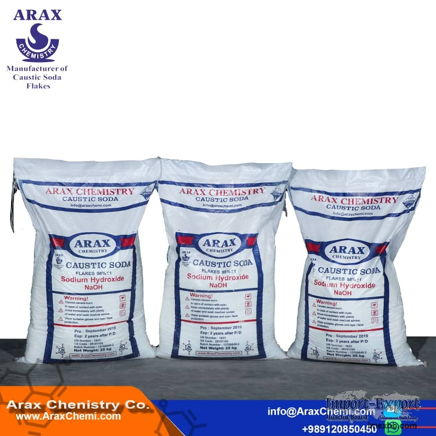 Arax Chemistry Caustic Soda Flakes
