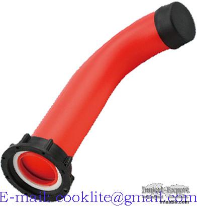 IBC Tank Drain Cover Extension Spout Hose Nozzle Outlet Tap Cap Valve Femal