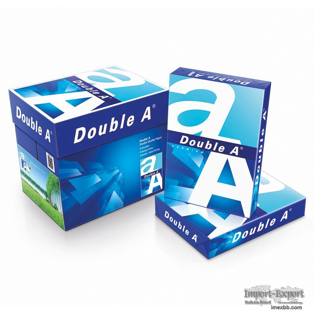Double A Copier Paper for At Wholesale Price $0.85/ream