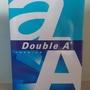 Double A A4 Print Paper/A4 Copy Paper $0.85/ream