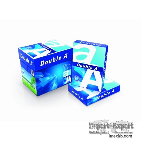 The Original Double A Paper From Thailand 500 Sheets $4/Box 2500 sheets