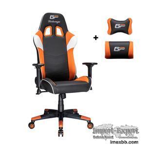 VICTORAGE Alpha Series Ergonomic Design Gaming Chair(Orange)