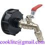 Metalowy Kran 1/2 cala Zbiornik 1000L IBC Adapter
