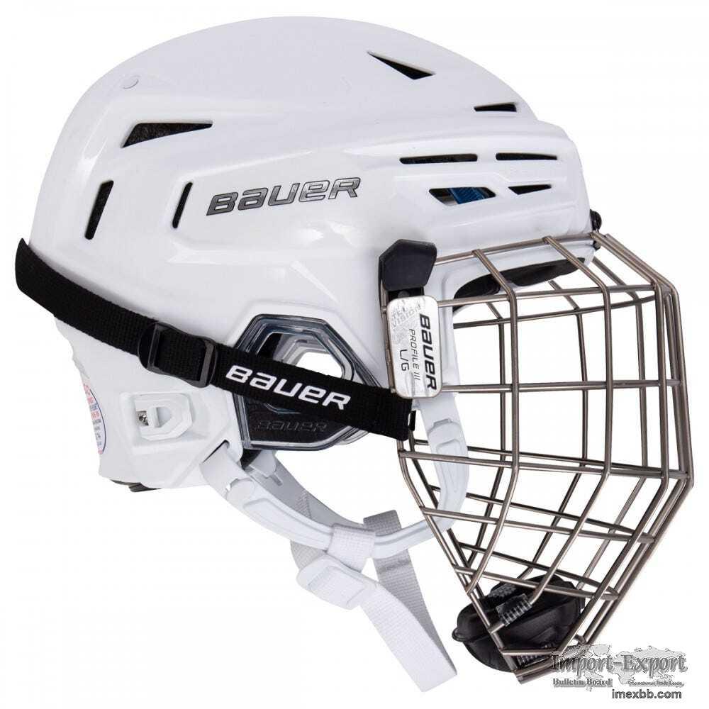 Bauer RE-AKT 150 Hockey Helmet Combo
