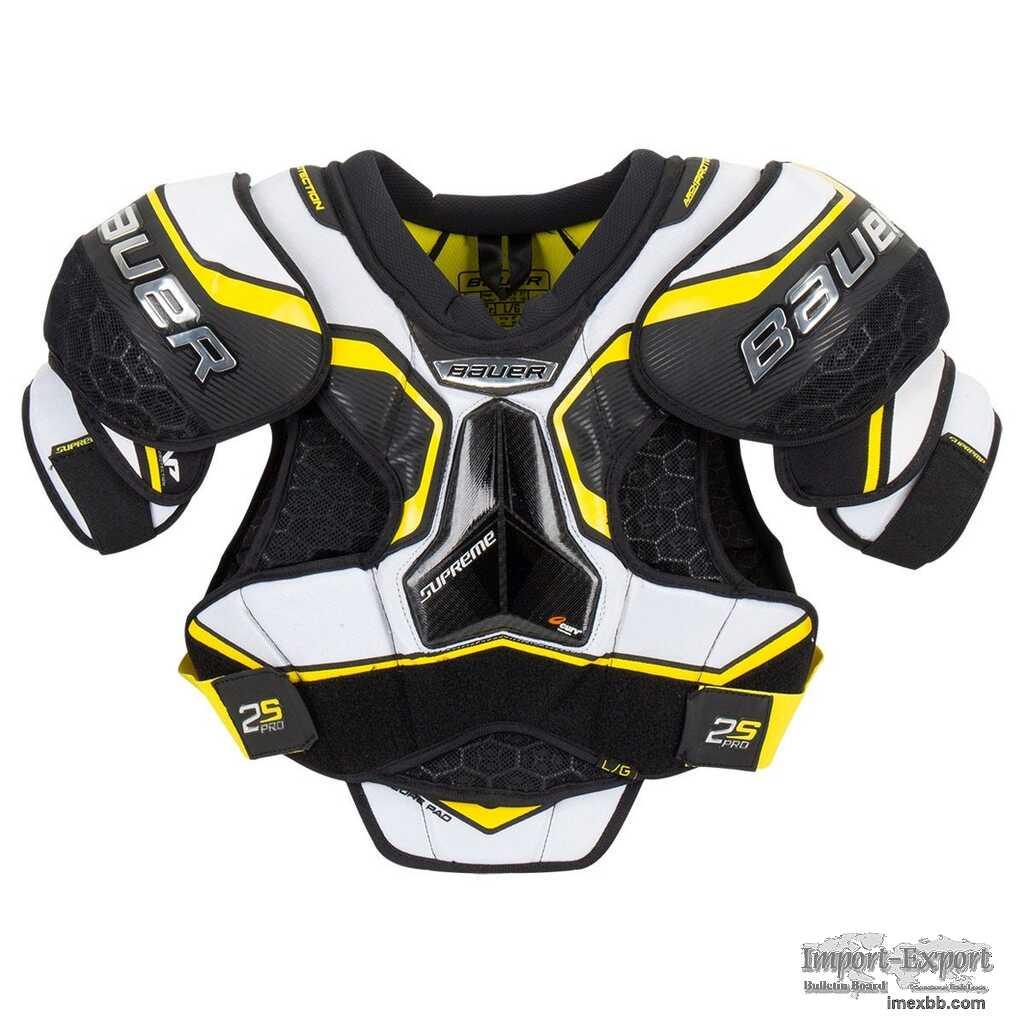 Bauer Supreme 2S Pro Junior Hockey Shoulder Pads