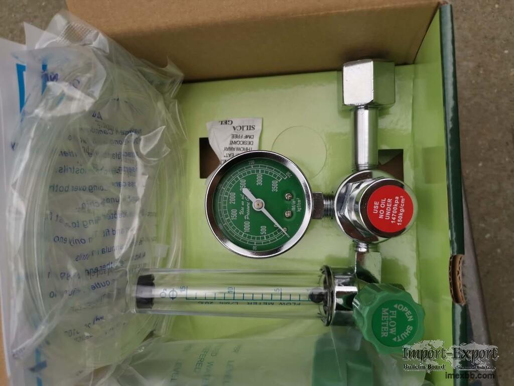 medical cylinder use oxygen regulator
