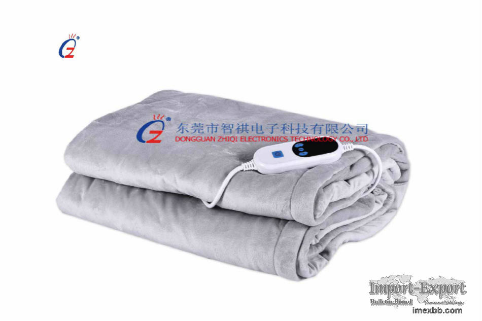 Fast heat overblanket by Zhiqi Electronics,rapid heat electric blanket