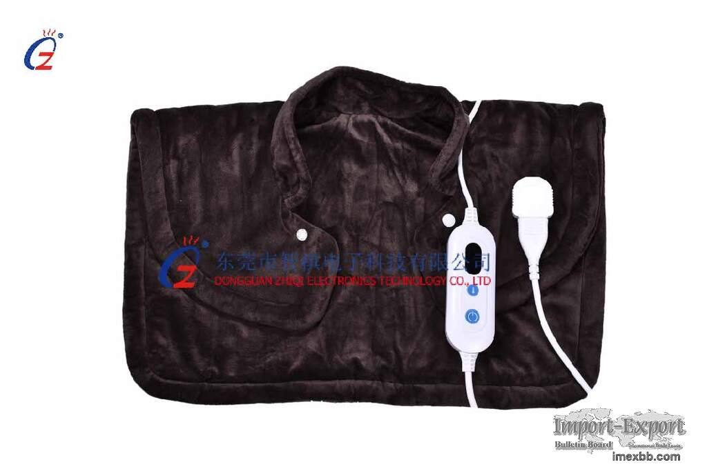 Shoulder heating pad China retailer Zhiqi Electronics