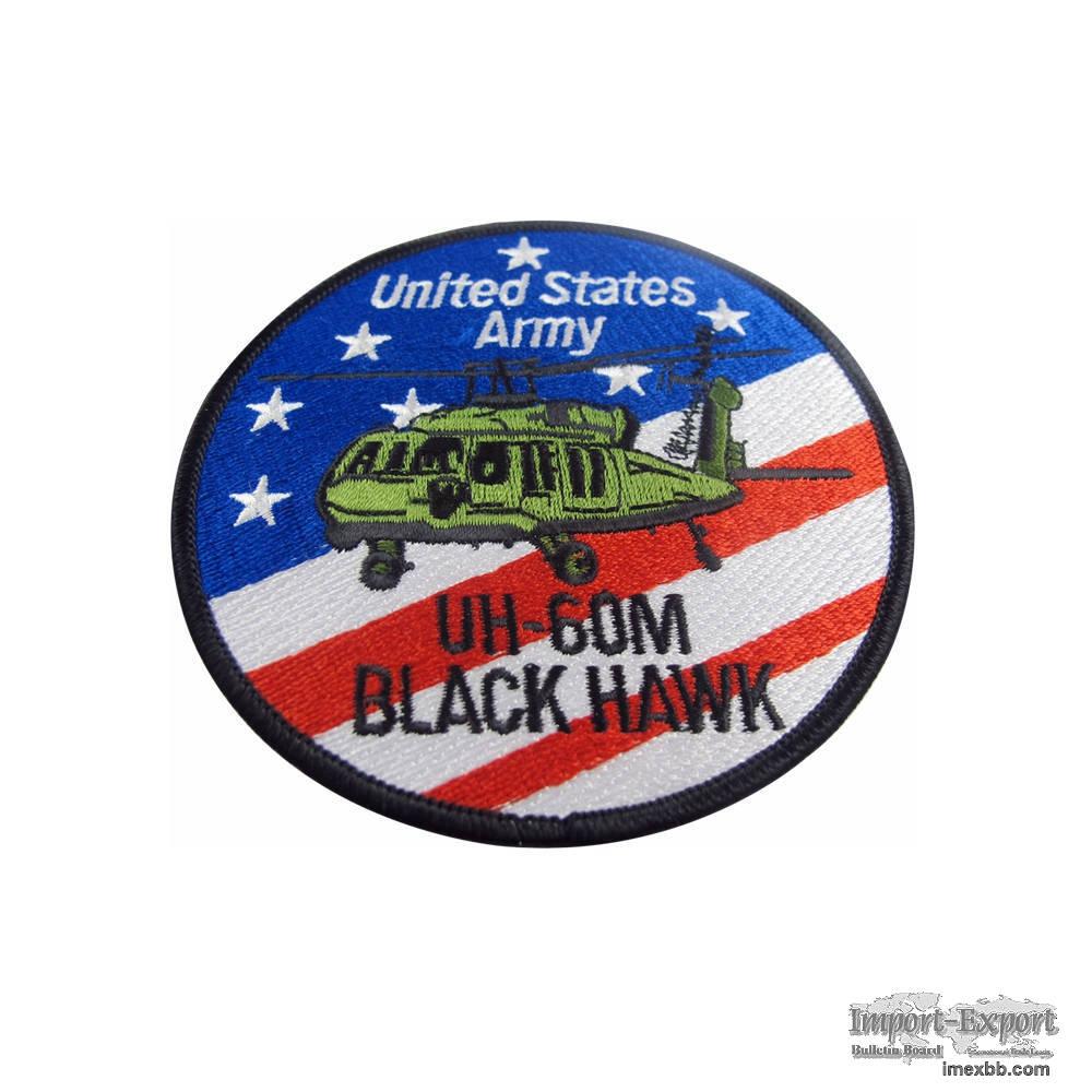 Blackhawk Patches