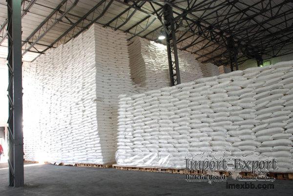 White Cane Sugar Icumsa 45