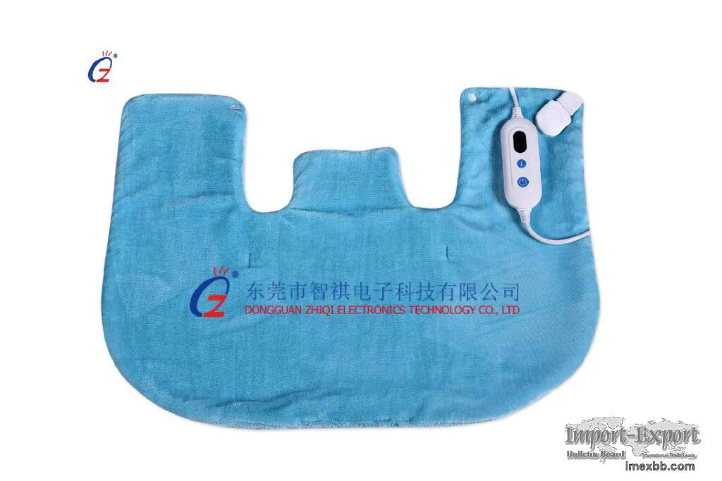 Auto switch off shoulder and back heat pad,high quality shoulder  heat PAD