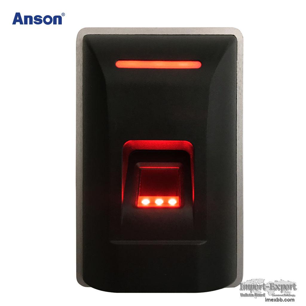 Fingerprint access control time attendance device
