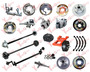 Offer high quality trailer parts, axles, brakes, drums and hubs