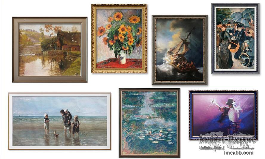 Museum Quality Oil Paintings