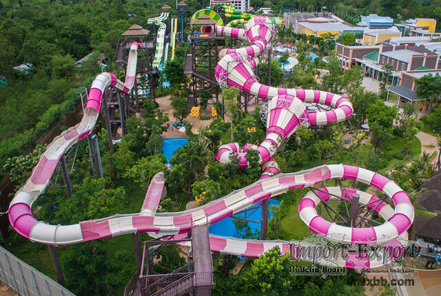Water Dragon Slide