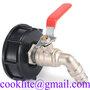 BC-Adapter S60 x 6 inkl vattenkran med slanganslutning