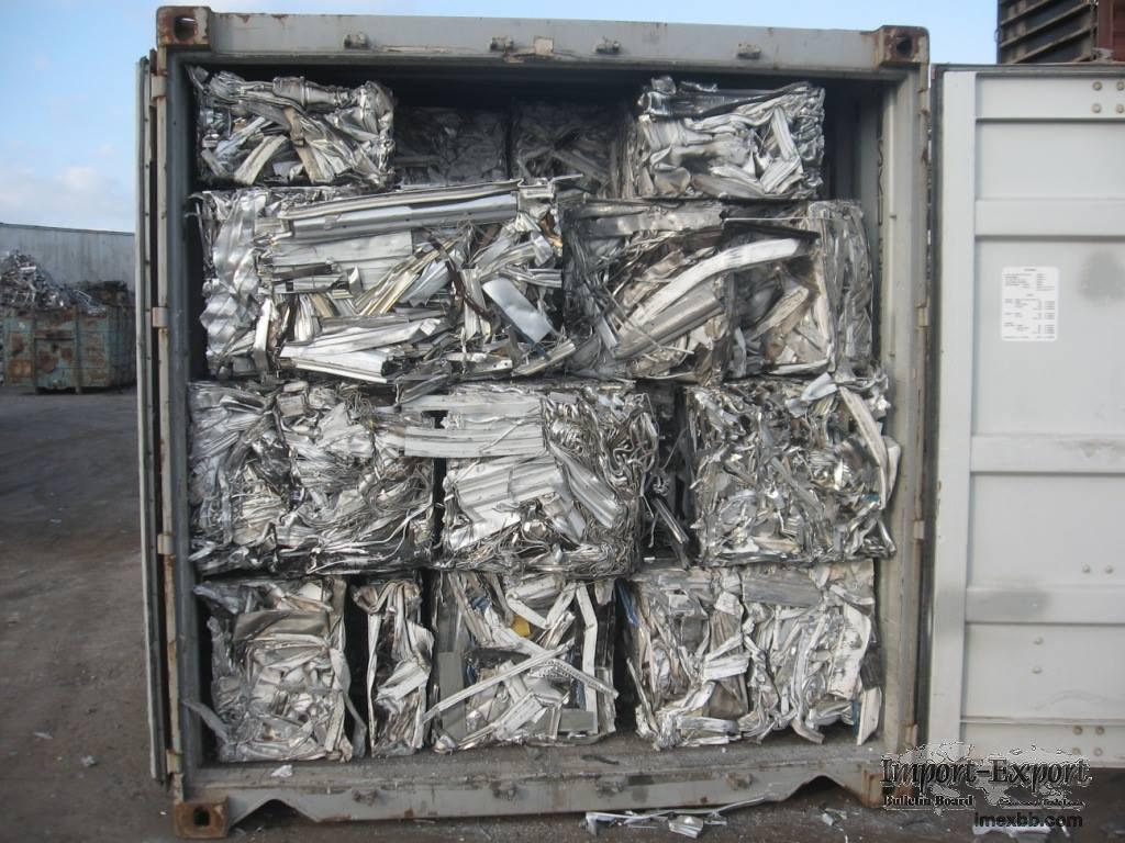 Aluminum Scrap UBC Aluminium Extrusion 6063 Scrap