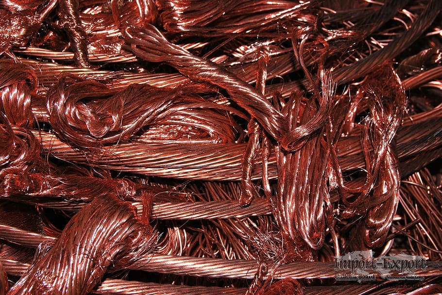 Copper Wire Scrap Millberry 99.99%