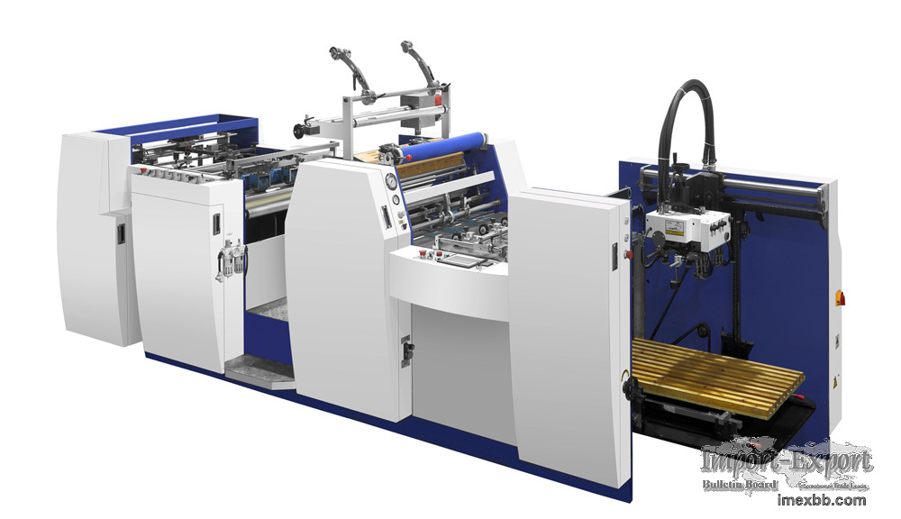 Automatic Laminating Machine Model YFMA-720L