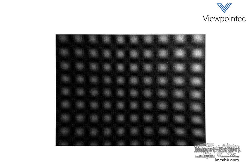 Custom Size Flat LED Display Screen