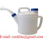 Benzindunk - Vandkande - Hældekande 5L - PE oliekande med tud og skruelåg