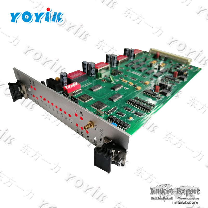 India Thermal Power Servo Card DMSVC001