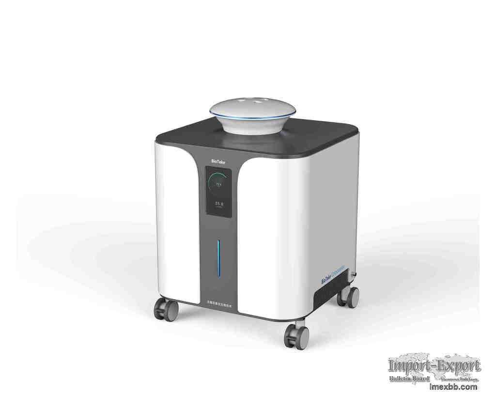 Hydrogen Peroxide Disinfector