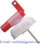 Kunststof afvoerkraan / Schenktuit met kraan voor 20 liter jerrycan