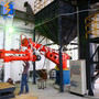 Furan Resin Sand Production Molding Line