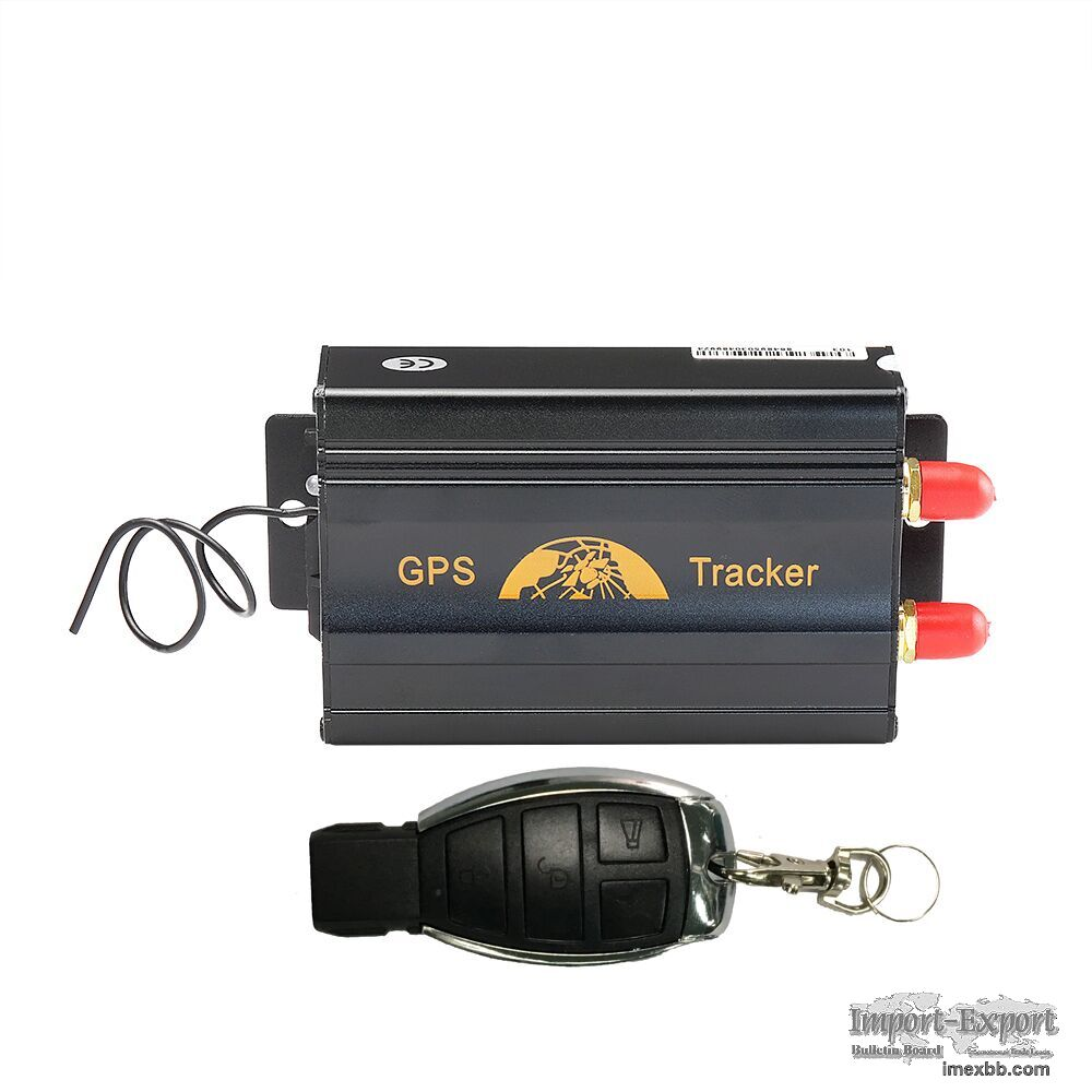 gps car tracking device coban tk103 gps car tracker with fuel sensor alarm