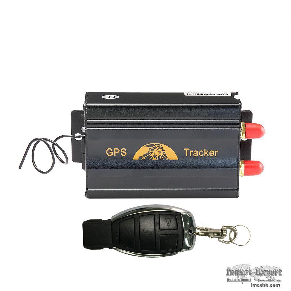 free software vehicle tracker gps TK103 gps car tracker engine stop