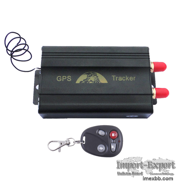 GPS103 TK103 GPS Tracker coban 3g with free gps tracking system software