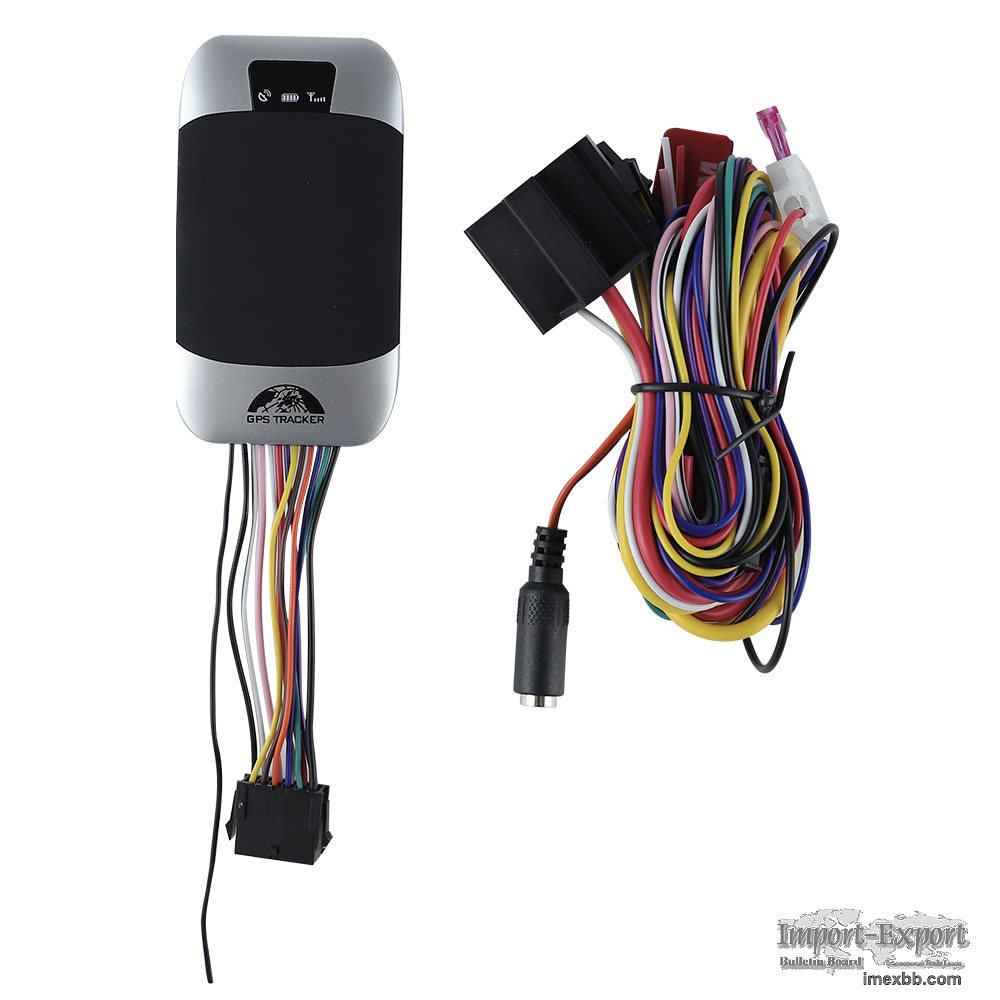 sms gprs tracking gps tracker tk303g with voice listenning motorcycle