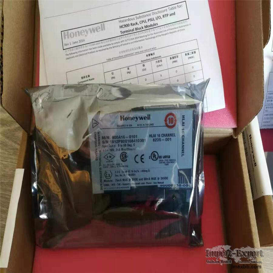 SELL Honeywell 80363969-100 HPM HD I/O IOP EA