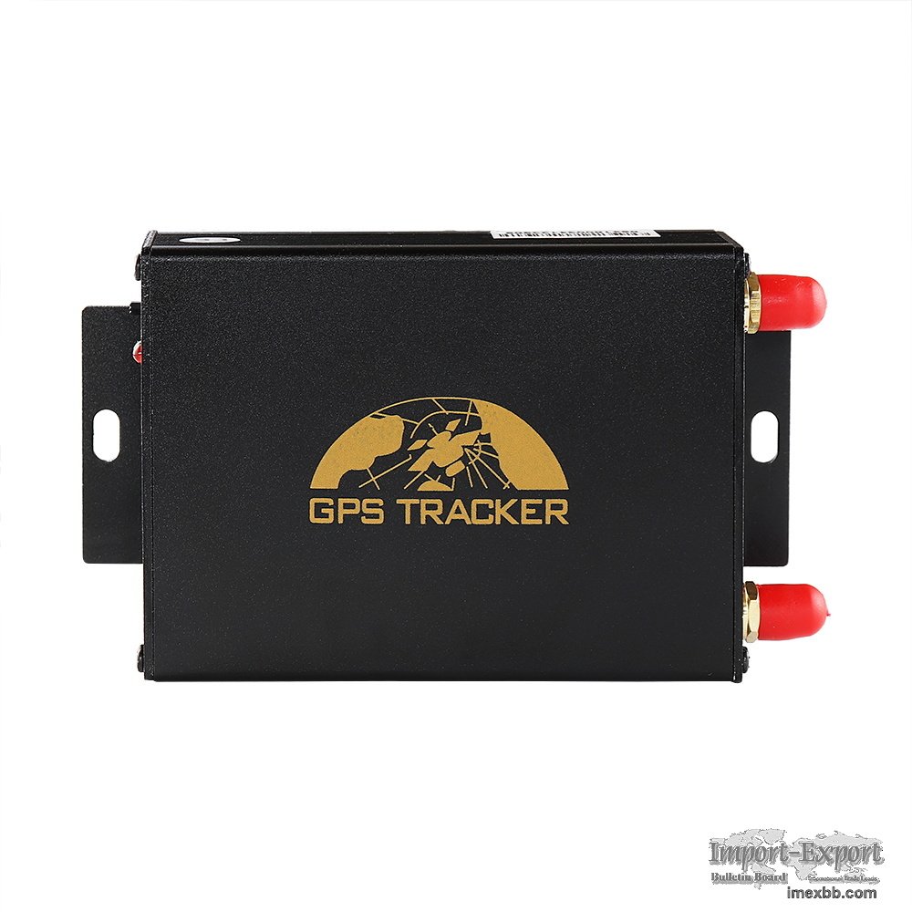 TK105A 105B tracker gps for car truck taxi with temperature sensor fuel