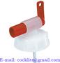 Tapón-grifo para bidón de 10L / Llave dispensadora auto-ventilada con tapa