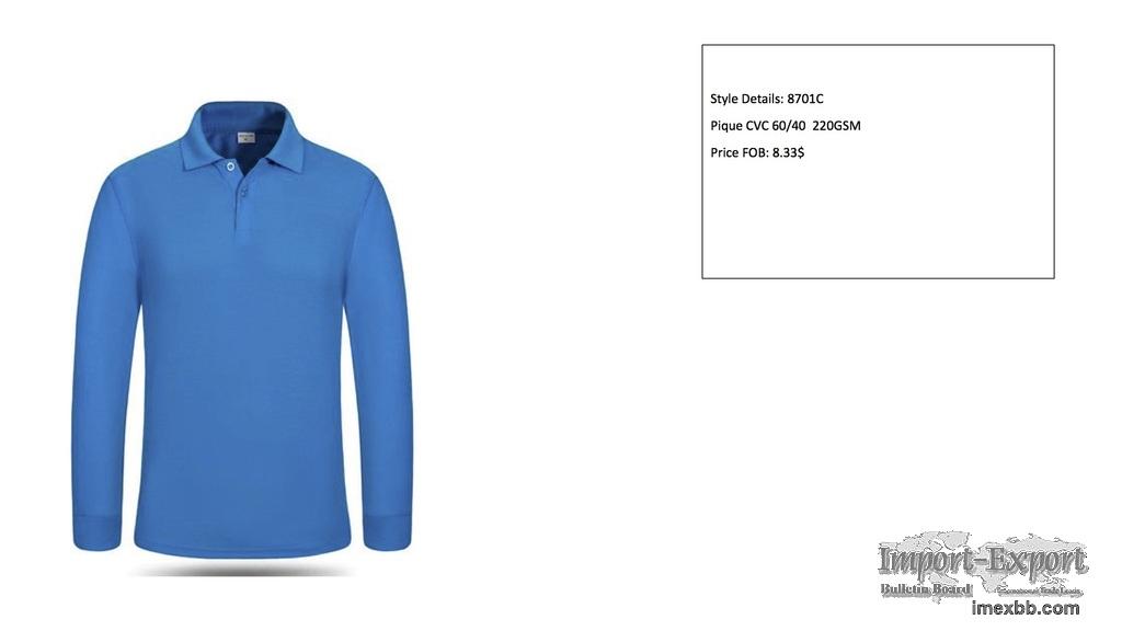 POLO Shirt  Cotton