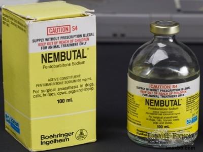 Nembutal, Natrium-Pentobarbital im ausland kaufen
