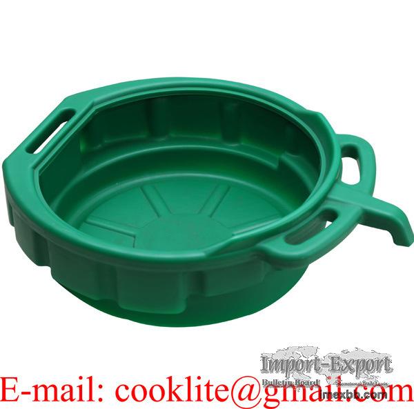 Recuperator de ulei / Tava din plastic pentru ulei uzat sau antigel 15 l