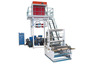 HDPE / LDPE Twin Head High Speed Blown Film Machine